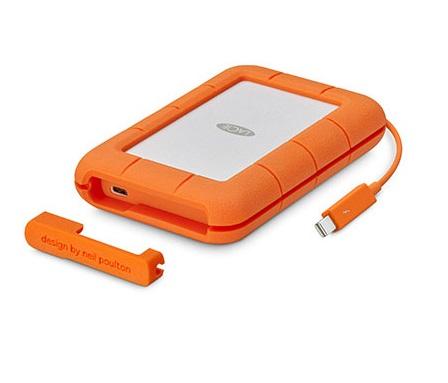 Rugged Thunderbolt USB-C/USB