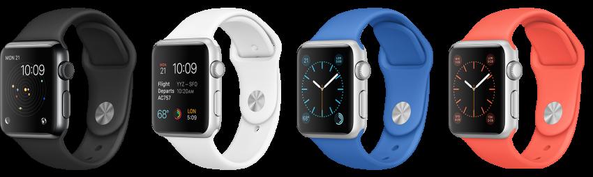 Apple Watch Series 1 & Series 2