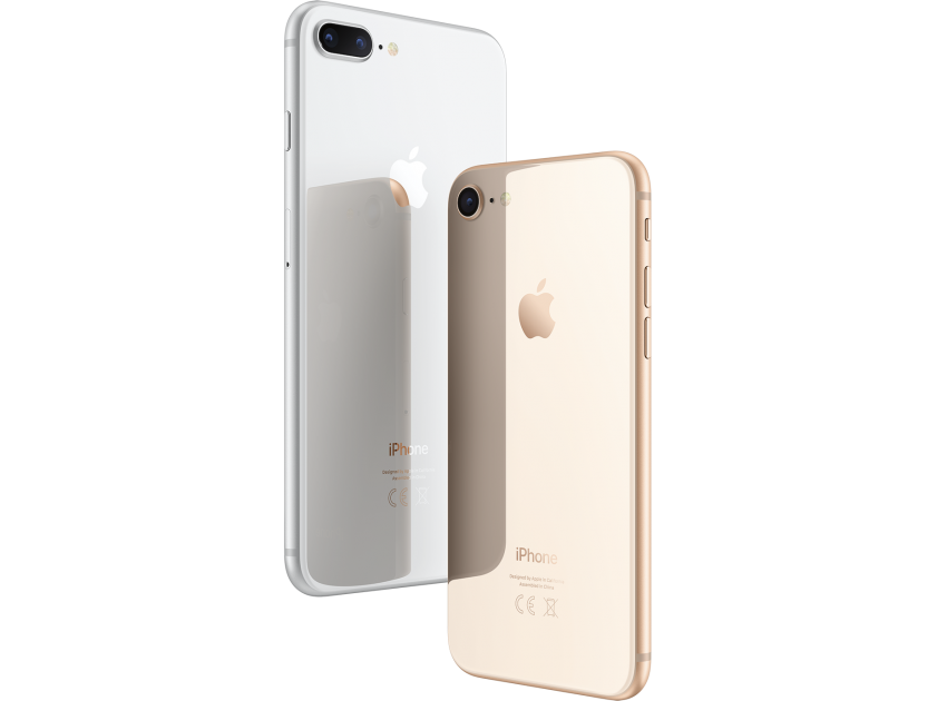 iPhone 8 & iPhone 8 Plus