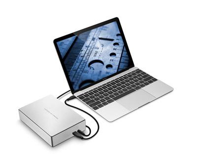 Porsche Design 3.5″ USB-C/USB